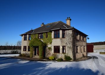 Thumbnail 6 bed detached house to rent in Bogenraith House, Durris, Banchory, Aberdeenshire