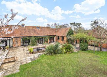 Hurst, Berkshire RG10. 5 bed detached house for sale