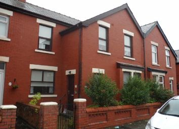 Thumbnail 3 bed terraced house for sale in Larbreck Avenue, Blackpool