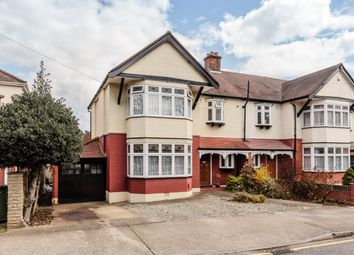 Thumbnail 3 bed semi-detached house for sale in Lake Rise, Romford, London