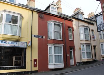 Thumbnail 1 bed flat to rent in Custom House Street, Aberystwyth