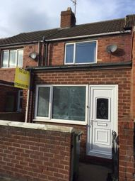 Thumbnail 2 bed terraced house to rent in Hepscott Avenue, Blackhall Colliery, Hartlepool