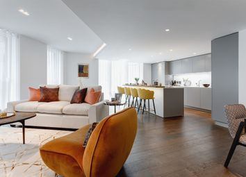 Thumbnail 4 bed flat for sale in Paddington Gardens, North Wharf Road