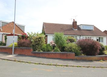 Thumbnail 2 bed semi-detached bungalow for sale in Lea Avenue, Crewe