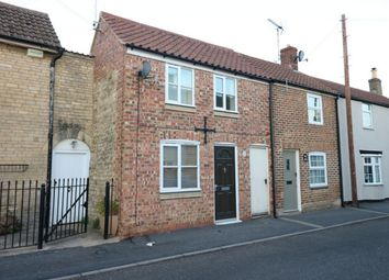 Thumbnail 2 bed cottage for sale in Bridge Street, Deeping St James, Market Deeping, Lincolnshire