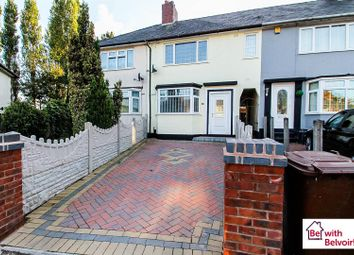 3 bed terraced house for sale in Broadwaters Road, Darlaston, Wednesbury WS10