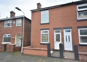 Thumbnail 2 bedroom end terrace house for sale in Merton Road, Prestwich