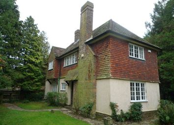 Thumbnail 4 bed property to rent in Hitchen Hatch Lane, Sevenoaks