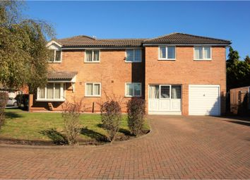 Thumbnail 5 bed detached house for sale in Lapwing Close, Liverpool