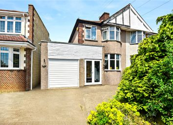 Thumbnail 3 bed semi-detached house for sale in Penhill Road, Bexley, Kent