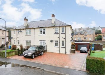 Thumbnail 2 bed flat for sale in Croft Crescent, Markinch, Glenrothes