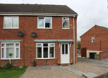Thumbnail 3 bed end terrace house for sale in Barlow Drive North, Awsworth, Nottingham