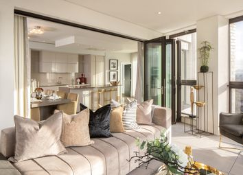 2 bed flat for sale in Conquest Tower, Blackfriars Circus, Southwark SE1