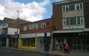 Thumbnail Commercial property for sale in 92B-94 High Street, Uckfield, East Sussex