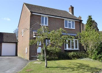 Thumbnail 4 bed detached house for sale in Poveys Mead, Kingsclere, Berkshire