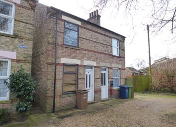 Thumbnail 2 bed semi-detached house for sale in Roscoe Terrace, Wisbech