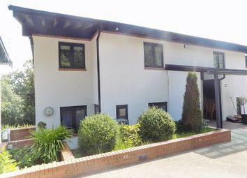Thumbnail 2 bed flat for sale in Woodridge, Bridgend, Bridgend County.