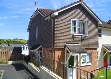 Thumbnail 3 bedroom end terrace house to rent in Biscombe Gardens, Saltash