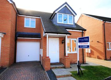 Thumbnail 3 bed semi-detached house to rent in Pottery Wharf, Thornaby, Stockton-On-Tees