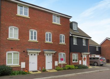 Thumbnail 4 bedroom town house for sale in Wintergreen Road, Red Lodge, Bury St. Edmunds