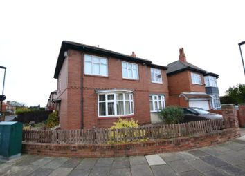 Thumbnail 4 bedroom detached house for sale in Southlands, High Heaton, Newcastle Upon Tyne
