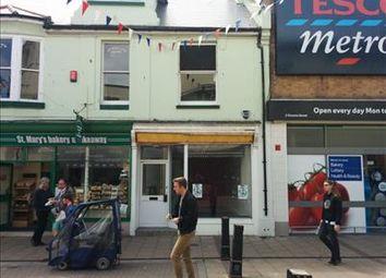 Thumbnail Retail premises to let in 6 Victoria Street, Paignton, Devon