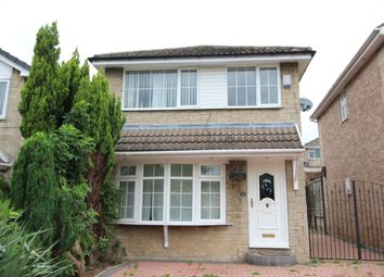 Thumbnail 3 bed detached house for sale in Teall Court, Ossett