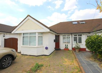 Thumbnail 2 bed semi-detached bungalow to rent in Oakwood Drive, St. Albans, Hertfordshire