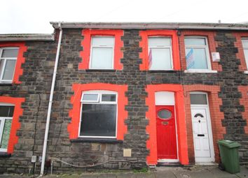 Thumbnail 4 bed terraced house to rent in Brook Street, Treforest