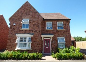 Thumbnail 4 bedroom detached house to rent in Dennis Way, Measham, Swadlincote