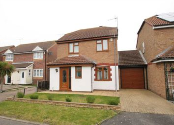 Thumbnail 3 bed property for sale in Lawn Way, Felixstowe