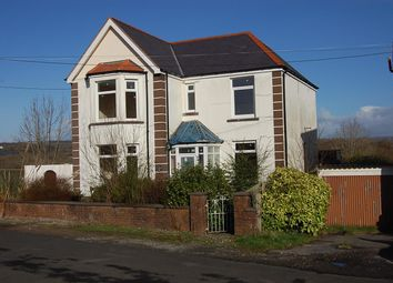 Thumbnail 3 bed detached house for sale in Hafod, Tycroes, Ammanford