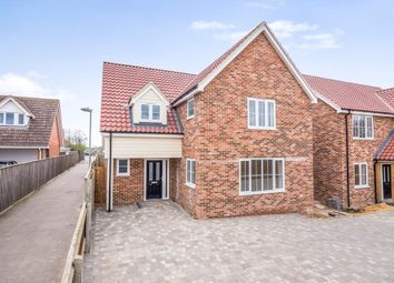 Thumbnail 4 bedroom detached house for sale in Hadleigh, Ipswich, Suffolk
