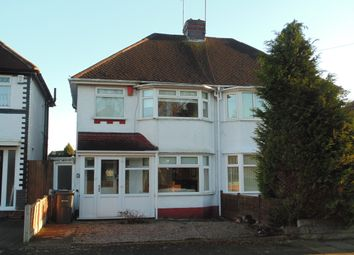 Thumbnail 3 bed semi-detached house for sale in Lymedene Road, Great Barr