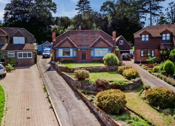 Thumbnail 2 bed detached bungalow for sale in Meadow Close, Godalming