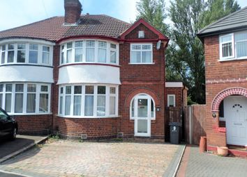 Thumbnail 3 bed semi-detached house for sale in Stonehaven Grove, Birmingham