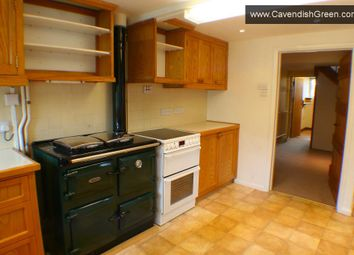 Thumbnail 3 bed cottage to rent in Romans Yard, Fields Road, Chedworth, Cheltenham