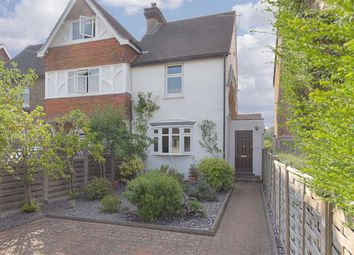 Thumbnail 3 bed end terrace house for sale in Beech Road, Epsom, Surrey