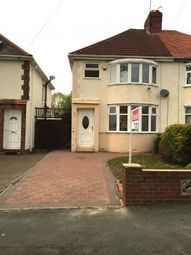 Thumbnail 3 bed semi-detached house to rent in Inchlaggan Road, Fallings Park, Wolverhampton, West Midlands