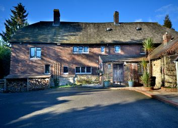 Meadowbank, Stane Street, Codmore Hill, Pulborough RH20. 6 bed detached house