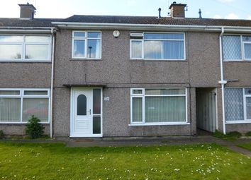 Thumbnail 3 bedroom town house to rent in Cranstone Crescent, Glenfield, Leicester