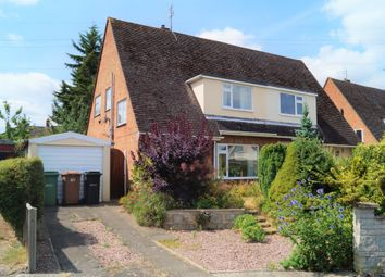 Thumbnail 3 bed semi-detached house for sale in King Arthurs Close, Worcester