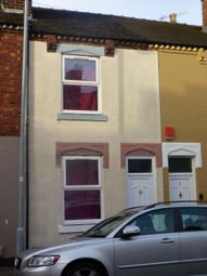 Thumbnail 1 bed terraced house to rent in Room 3, Lewis Street, Stoke On Trent