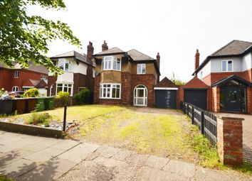Thumbnail 4 bed detached house to rent in Yarborough Crescent, Lincoln