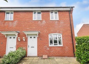 Thumbnail 3 bed semi-detached house for sale in Meadowsweet Road, Caister-On-Sea, Great Yarmouth