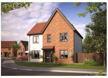 Thumbnail 4 bed link-detached house for sale in Plot 76 Wendover Park, Salhouse Road, Norwich