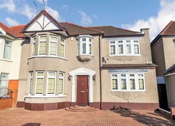 Thumbnail 4 bed semi-detached house for sale in Woodford Avenue, Gants Hill
