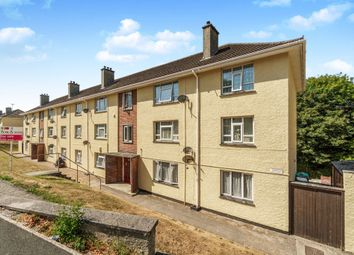 Thumbnail 2 bed flat for sale in Warburton Gardens, St Budeaux, Plymouth