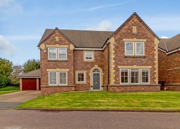 Thumbnail 5 bed detached house for sale in Provence Avenue, Blackburn, Lancashire