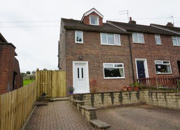 Thumbnail 3 bed end terrace house for sale in Lillands Lane, Brighouse